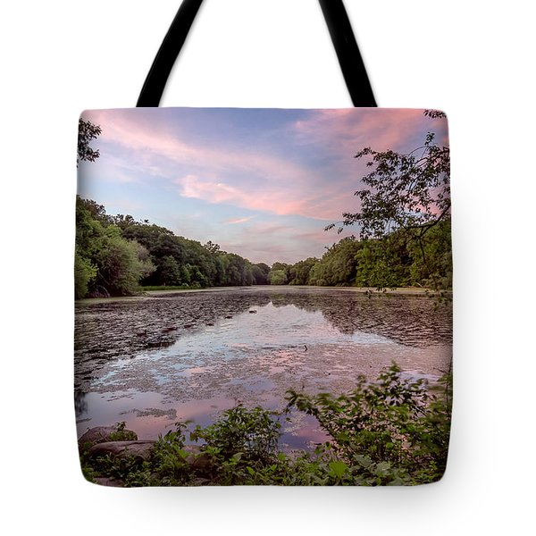 Asgard Awaits Tote Bag