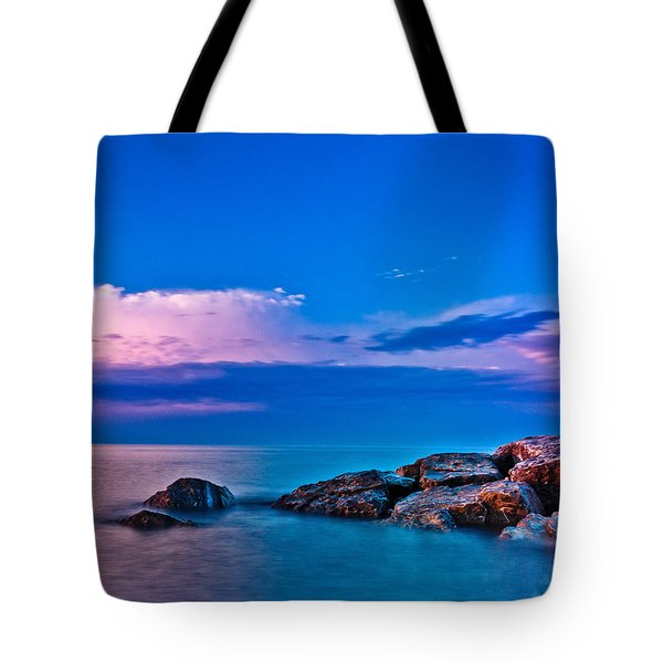 Ashbridges Bay Toronto Canada Sunrise No 1 Tote Bag