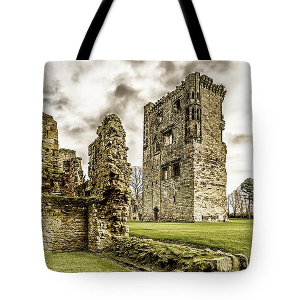 Ashby Castle Tote Bag