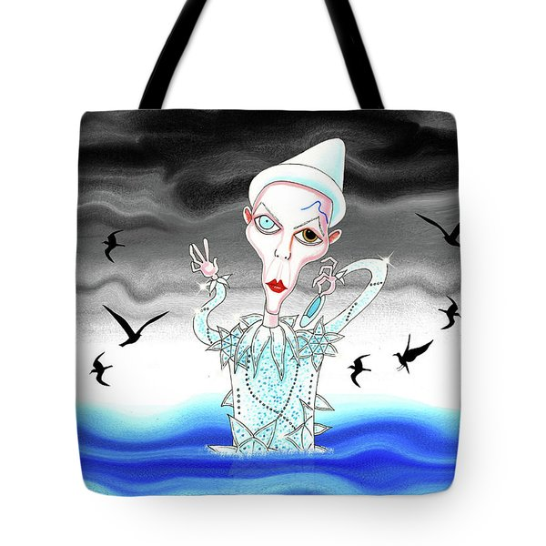 Ashes To Ashes Tote Bag