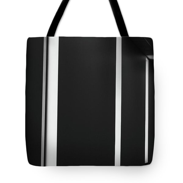 Asheville Abstract  Tote Bag by Gray  Artus