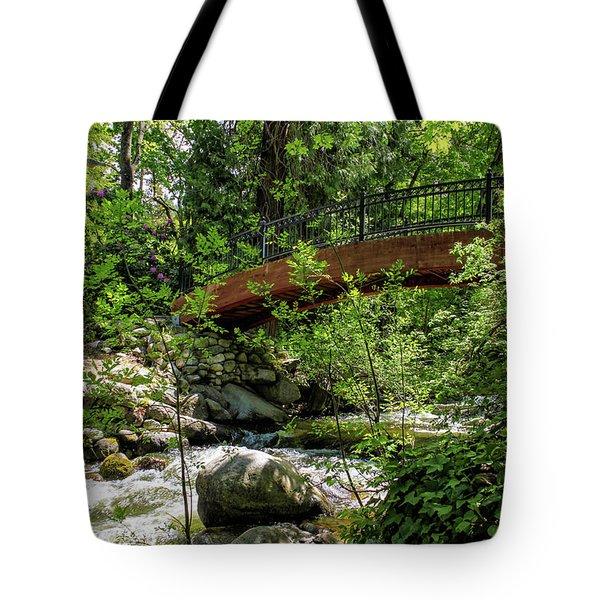 Ashland Creek Tote Bag