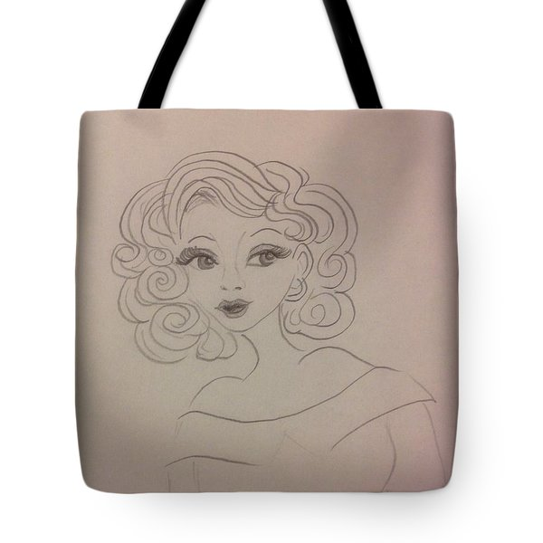 Ashley Barbour Tote Bag by Philip Bracco