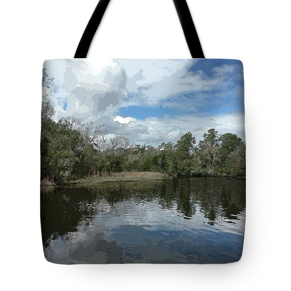 Ashley River Tote Bag