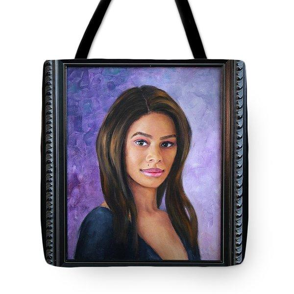 Ashly Ann Tote Bag