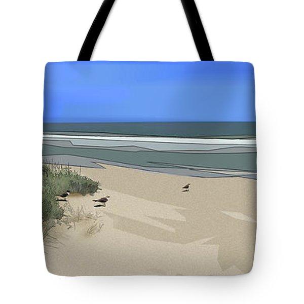 Ashore Tote Bag