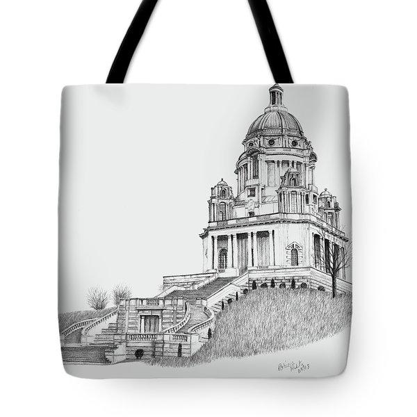 Ashton Memorial Tote Bag