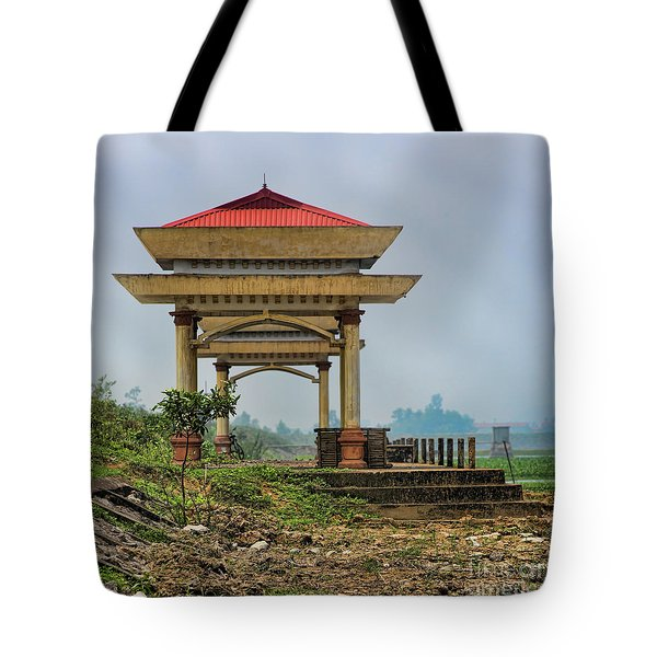 Asian Architecture I Tote Bag