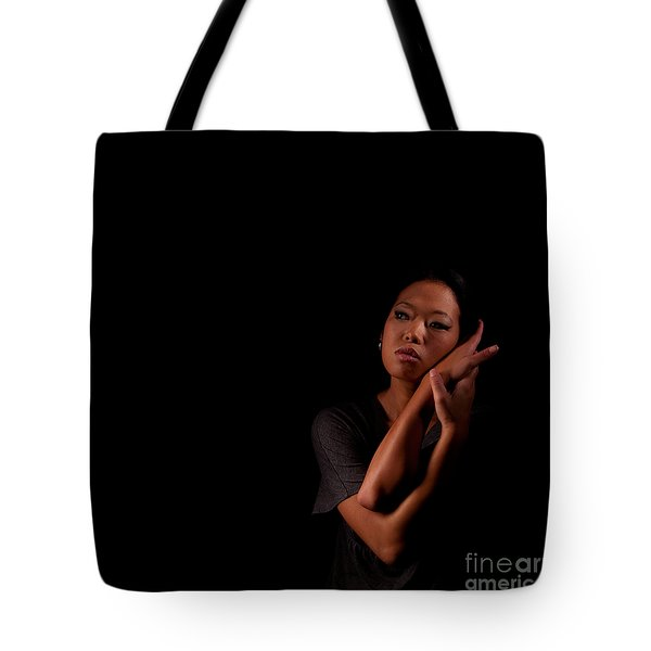 Asian Beauty 1284569 Tote Bag