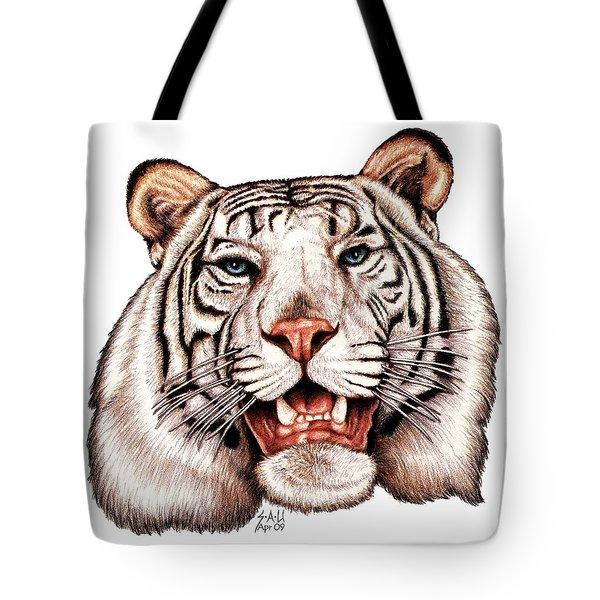 Asian King Tote Bag