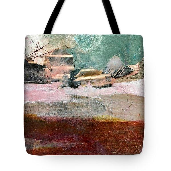 Asian Storm Tote Bag