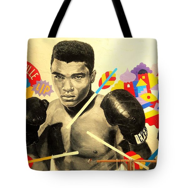 Asian Woman By Mohamed Ali In Brooklyn New York Tote Bag