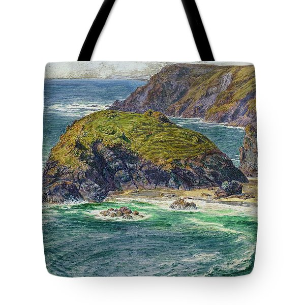 Asparagus Island Tote Bag
