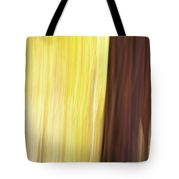 Aspen Blur #3 Tote Bag