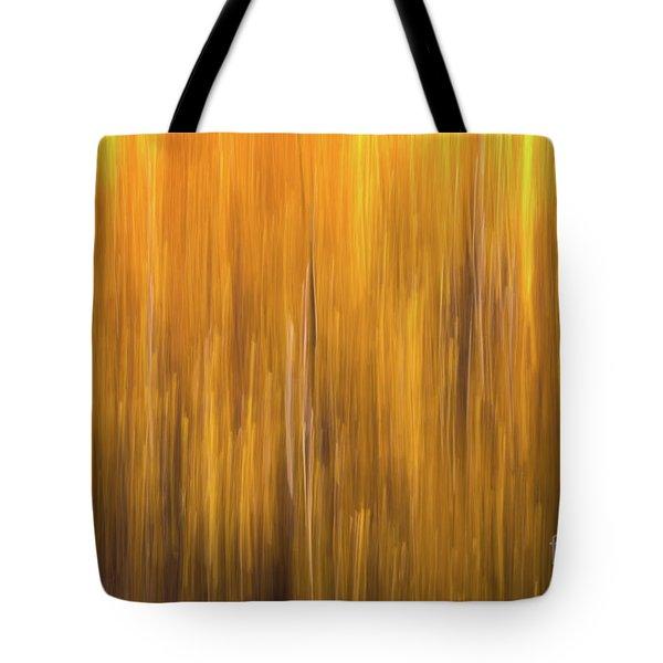 Aspen Blur #5 Tote Bag