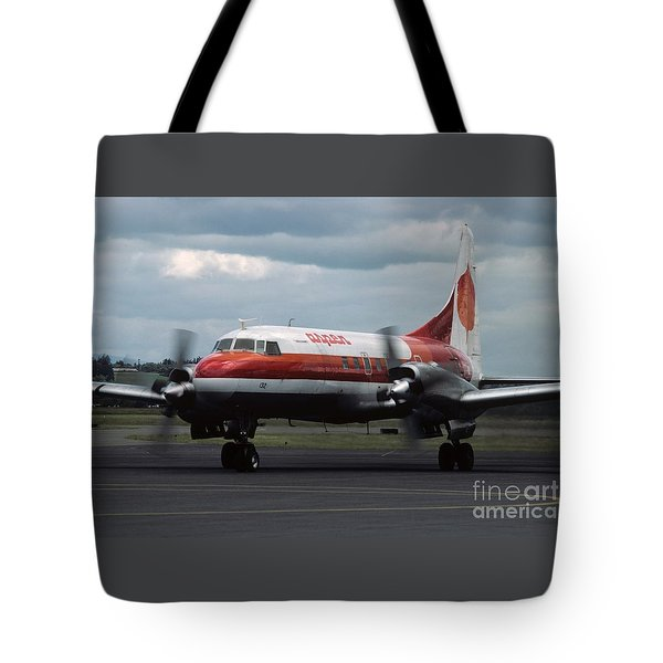 Aspen Convair 580 Tote Bag