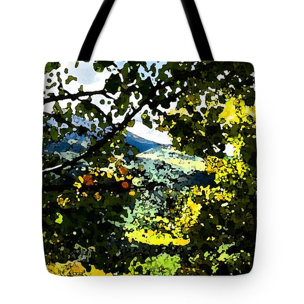 Aspen Effect Tote Bag