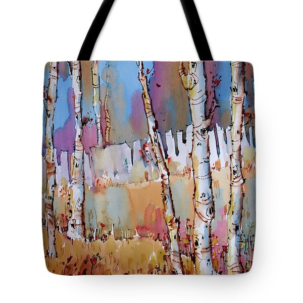 Aspen Fantasy Tote Bag