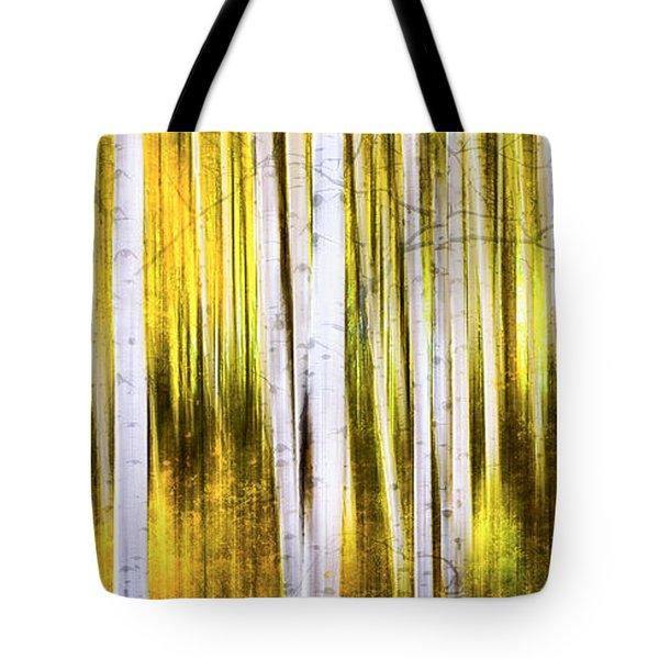Aspen Wonderland Tote Bag