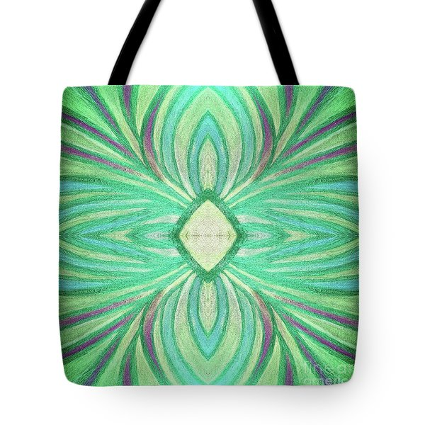 Aspirations Of Harmony Tote Bag by Rachel Hannah