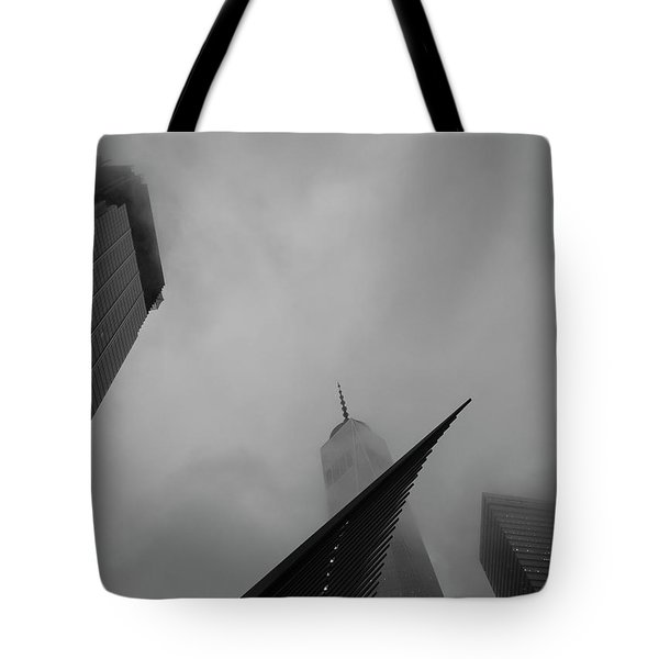 Tote Bag featuring the photograph Aspire by Alex Lapidus