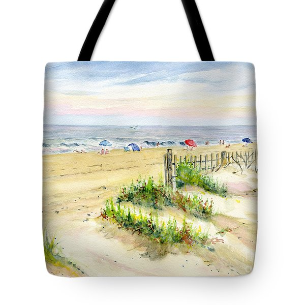 Assateague Afternoon Tote Bag