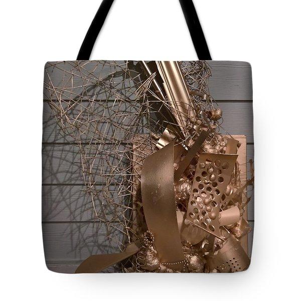 Assemblage #12918 Tote Bag