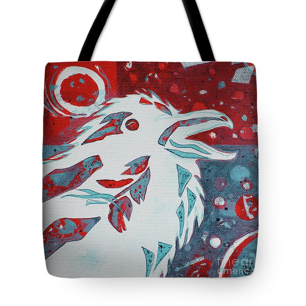 Assertion Tote Bag