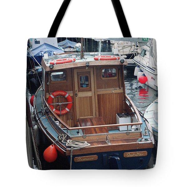 Assessor Tote Bag