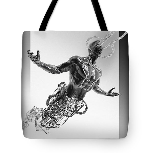 Assimilation Tote Bag