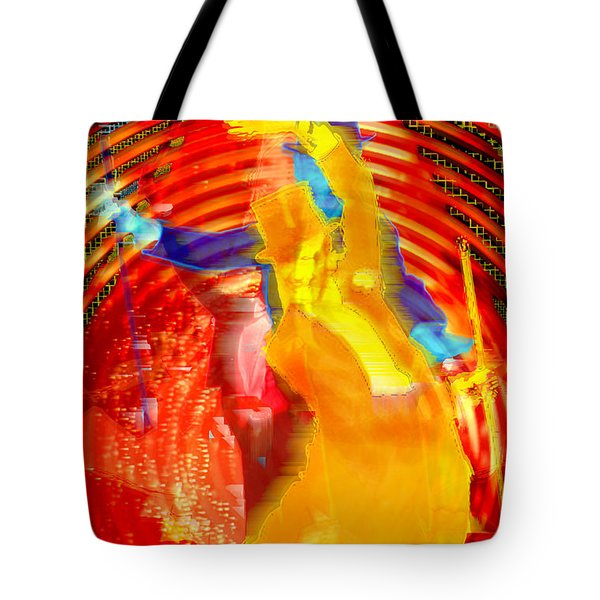 Astaire Way To Heaven Tote Bag
