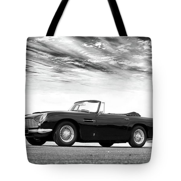 Aston Db5 1964 Tote Bag
