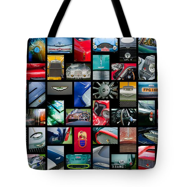 Aston Martin Art -01 Tote Bag