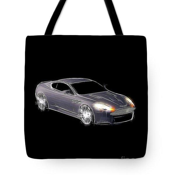 Aston Martin By Raphael Terra Tote Bag