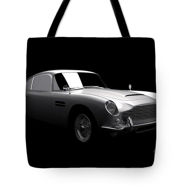 Aston Martin Db5 Tote Bag