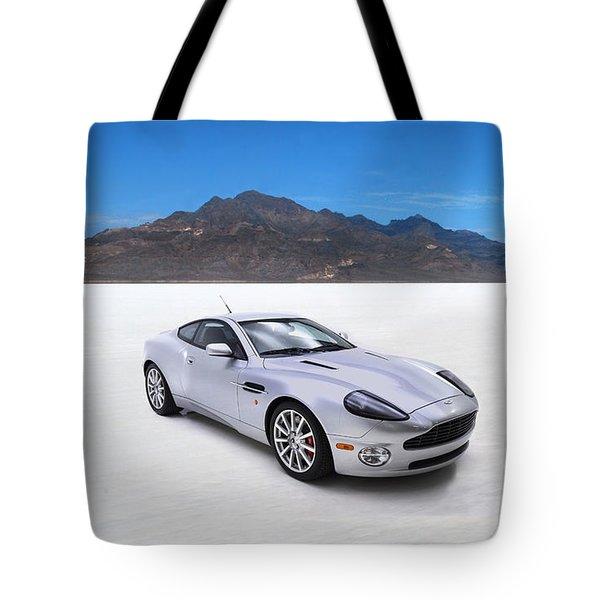 Aston Martin Vanquish Tote Bag