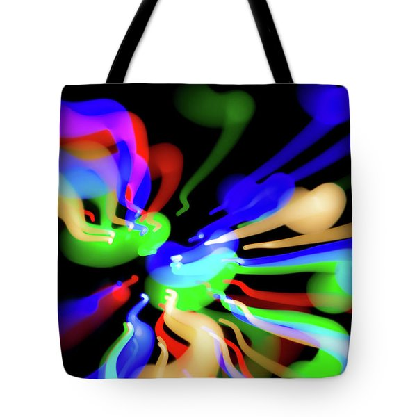 Astral Travel Tote Bag