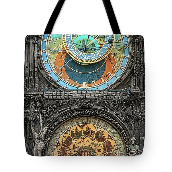 Astronomical Hours Tote Bag