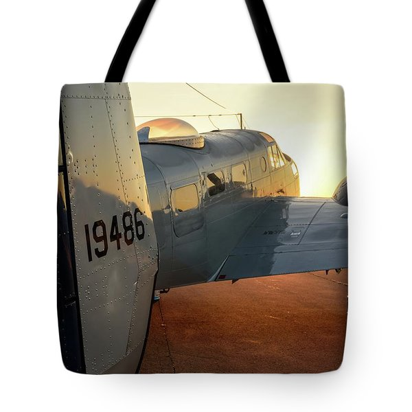 At-11 Sunrise Tote Bag