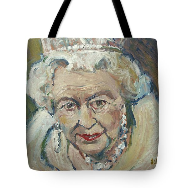 At Age Still Reigning Tote Bag