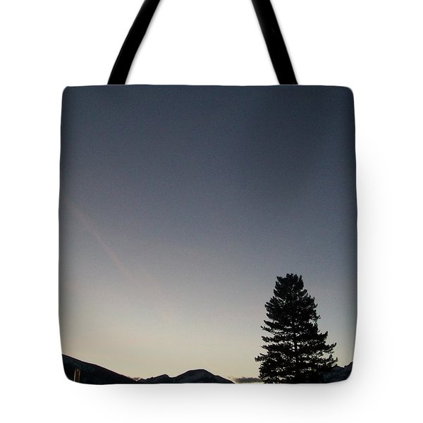 At Dusk Tote Bag by Jewel Hengen