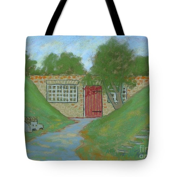 at Fort Anne Tote Bag