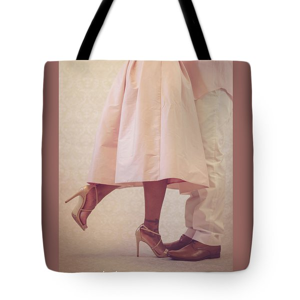 At Last Tote Bag by Stefanie Silva