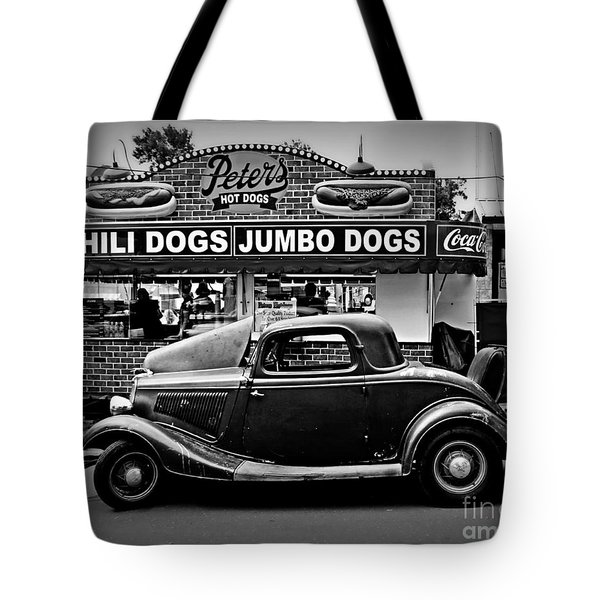 At Peter's 2 Tote Bag by Perry Webster