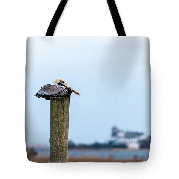 At Rest Tote Bag by Gregg Southard