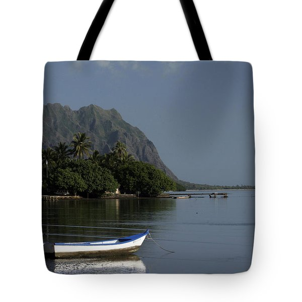 At Rest, Oahu Tote Bag