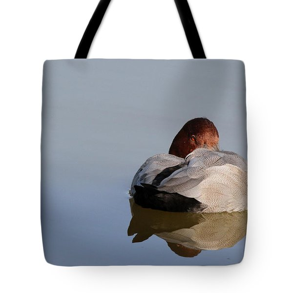 At Rest Tote Bag by Richard Patmore