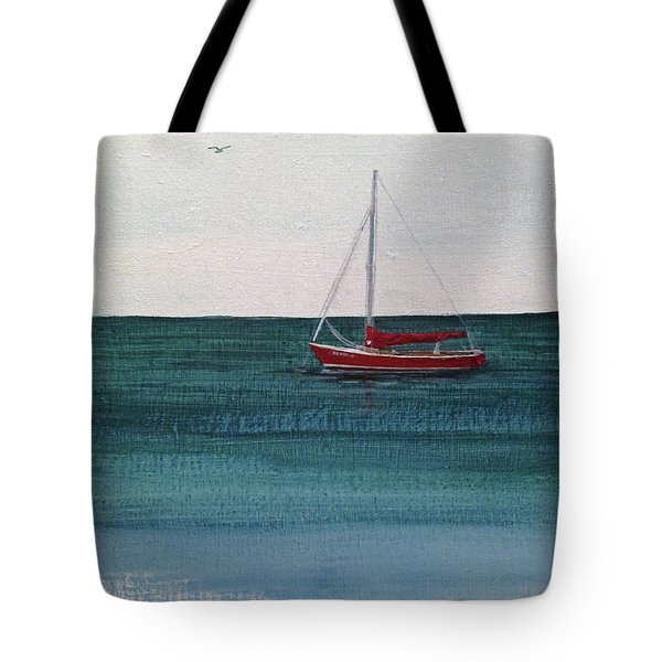 At Rest Tote Bag by Wendy Shoults