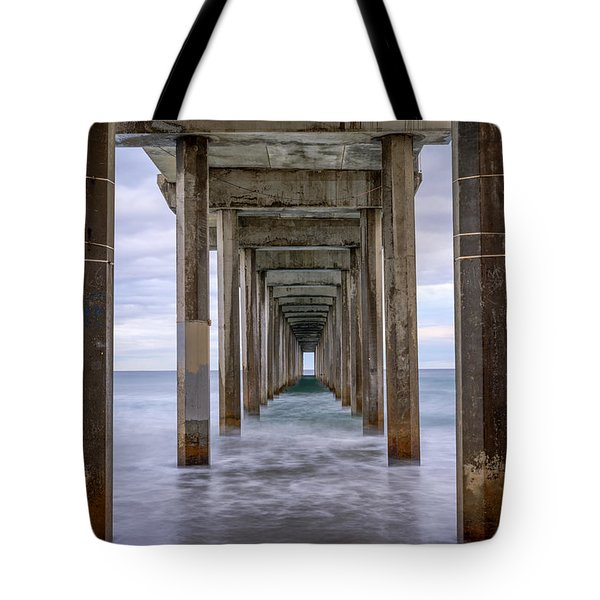 A Scripps Morning Tote Bag