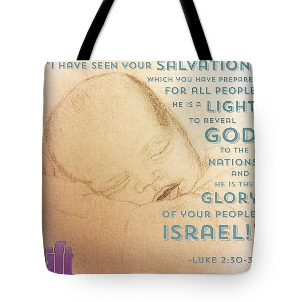 At That Time There Was A Man In Tote Bag